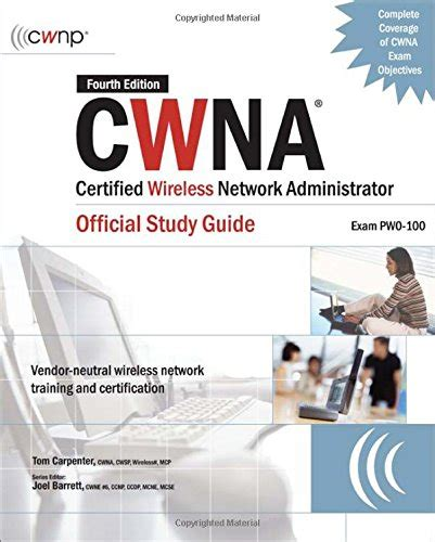cws 100 certified wireless specialist official study guide books 天瓏網路書店 cwna certified wireless network administrator