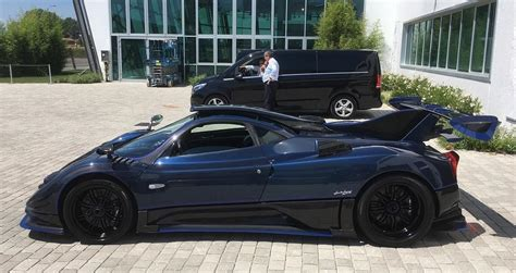 how much is a pagani zonda pagani zonda mileson edition is yet another one