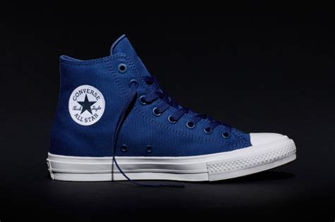 All Converse Ct2 Premium All White Hi meet the chuck ii the new converse all