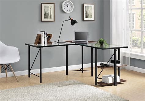 altra furniture aden corner glass computer desk 79 99 reg 150 aden corner glass computer desk free