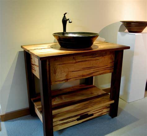 Bathroom Vanities Rustic - 70 einmalige modelle von waschtisch aus holz