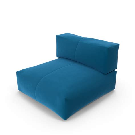 Blue Lounge Chair by Blue Lounge Chair Object Images Available For