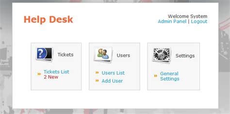 help desk customer service ticket system by dijitals