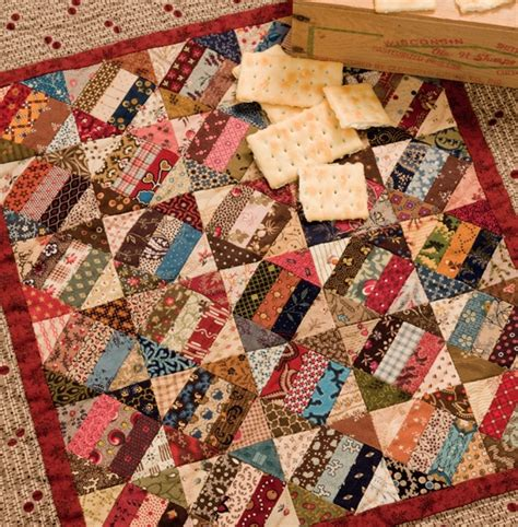 7 Free Small Quilting Projects The Quilting Company - civil war legacies ii 17 small quilt patterns