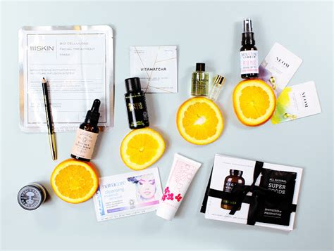 The Detox Box by Beautyqueenuk In Detox Box