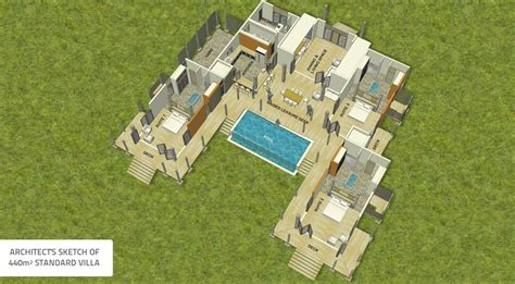 layout for villa villa layout in2africa a journey into the african