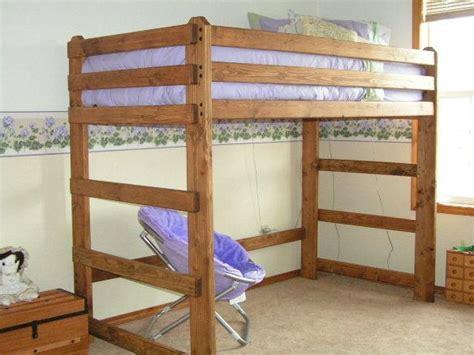 diy queen loft bed 1000 images about diy queen loft bed on pinterest queen