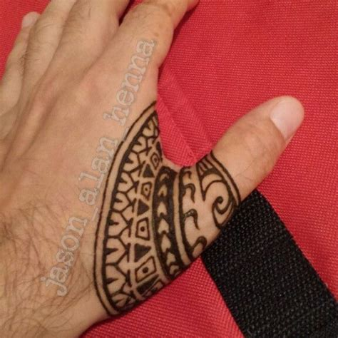 henna tattoos for men this placement photo from jason alan henna henna