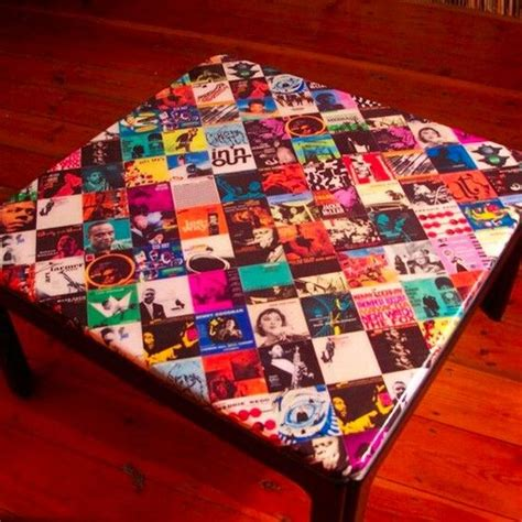 How To Decoupage A Table - decoupage table decoupage ideas