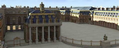 discover the palace of versailles and the city versailles versailles 3d cultural institute