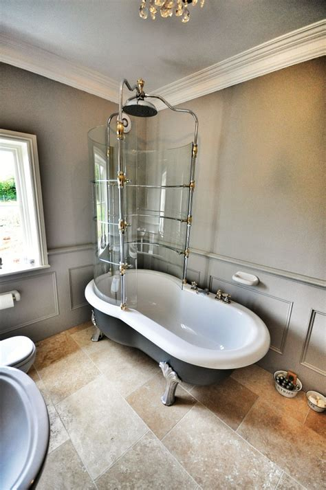 roll top bath shower screen designer luxury bathrooms throughout kent and bath tubs shower screens for roll top