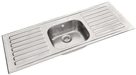 drainer kitchen sinks pyramis single bowl drainer sink draining