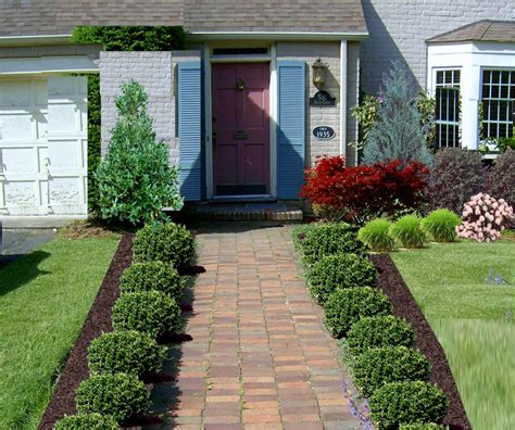 plant for front yard various front yard ideas for beginners who want to