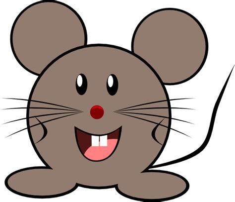 mouse clipart mouse clip at clker vector clip