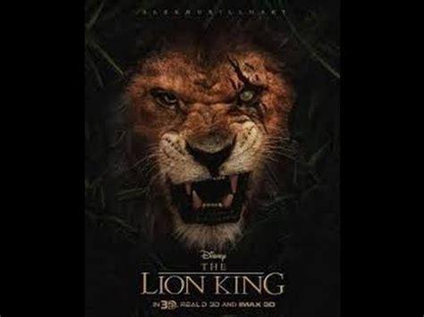 lion king  teaser trailer youtube