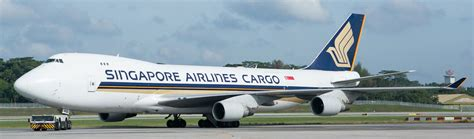 singapore airlines moves cargo flights  amsterdam