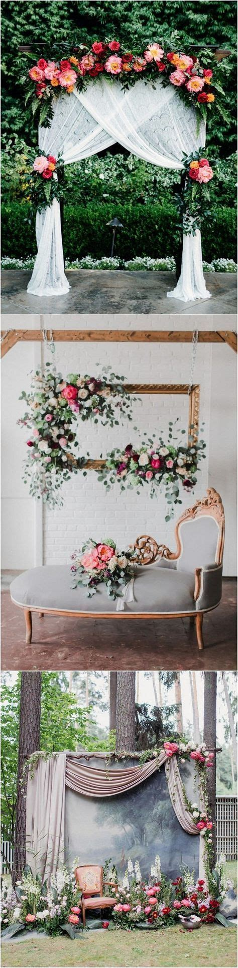 Wedding Backdrop Ideas Vintage by 44 Best Wedding Backdrop Ideas Images On