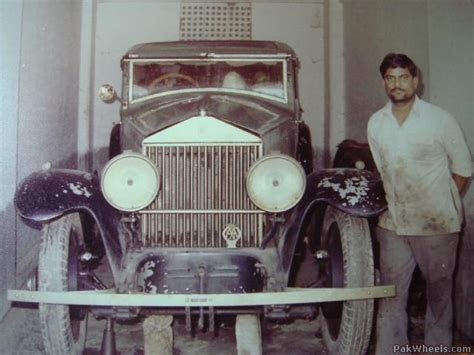 roll royce bahawalpur spotted rollsroyce silver ghost 1922 vintage and