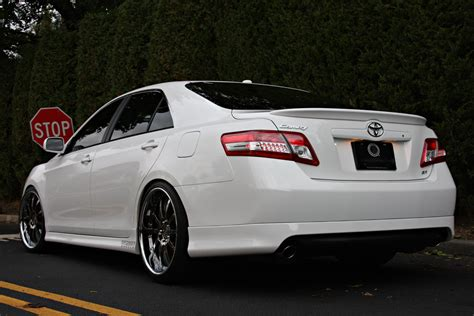 2010 Toyota Camry Tire Size Toyota Camry Custom Wheels D2forged Vs5 20x8 5 Et Tire