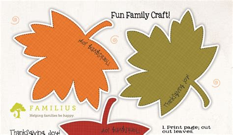 fall leaves garland printable familius free printable thanksgiving joy leaf garland