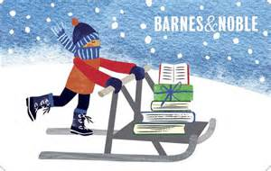 barnes and noble cards kick sled gift card by barnes noble 2000004062507