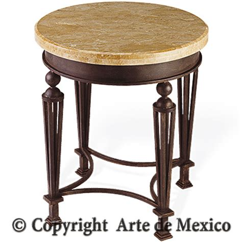 Arte De Mexico Furniture by Ei038 1 Wrought Iron End Table Page