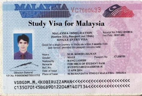 Checker Malaysia check malaysia visa offer approval letter