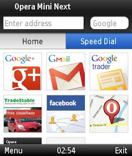 opera mini 7 free for mobile its copy paste free on your mobile using
