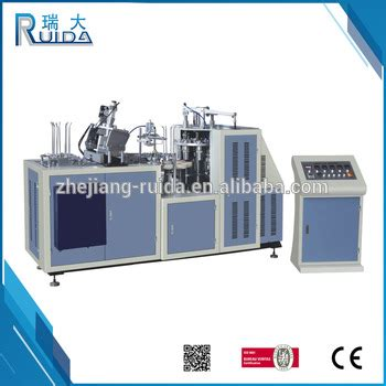 Paper Machine Cost In India - ruida manufacturer supply automatic paper tea cup