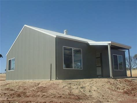 Kit Homes Sheds by Corrugated Iron Corrugated Iron Kit House