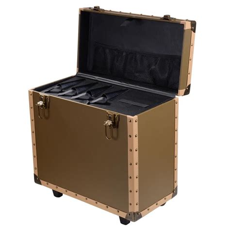 Hairstylist Travel Cases by Pro Bronze Hair Makeup Salon Stylist Barber