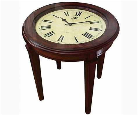 clock table branche