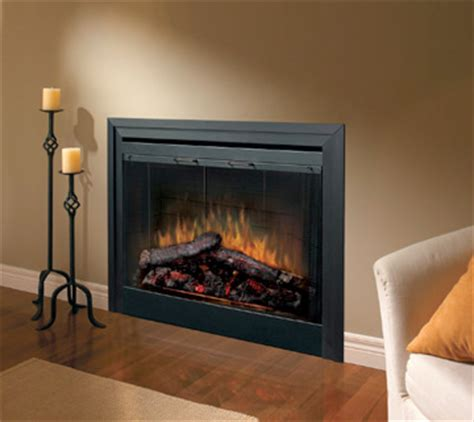 Fireplace Looks by Dimplex 39 Quot Deluxe Built In Electric Fireplace Bf39dxp