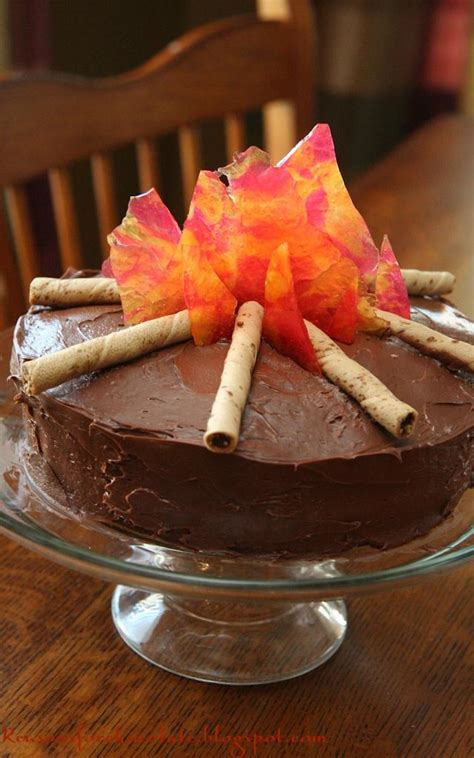 Reasons For Cho Late Campfire Cake