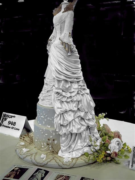 Wedding Competition by Grand National Wedding Cake Competition 2016 Place