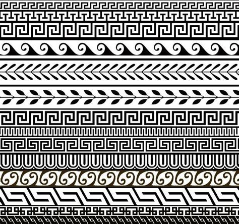 Patterns English To Greek | greek patterns for pottery project children s library