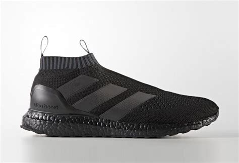 Adidas Ace 16 Boost For Mens Premium adidas ace 16 purecontrol ultra boost black