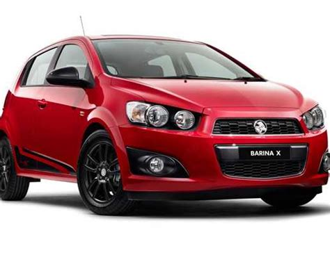 holden barina prices best deals specifications
