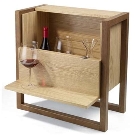 Mini Bar Table Mini Bar Side Table Entertaining In Small Spaces This House