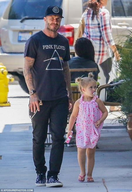 Madmouths The Beckhams Hollyscoop by Beckham S Dummy Is It Really Cause For Concern