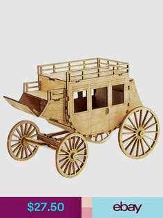 stagecoach set covered wagon  wagons wooden toys