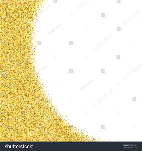 dust template abstract glitter dust background golden stock