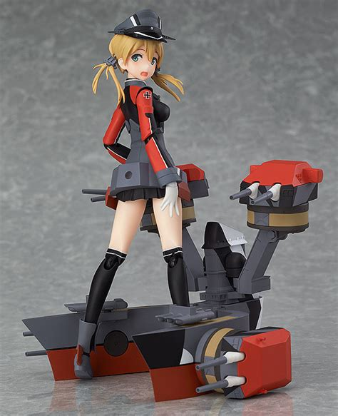 Max Factory Smile Kancolle Prinz Eugen Figma Figure From J figma prinz eugen