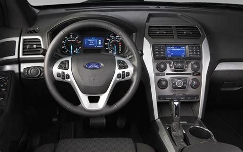 2012 ford explorer interior sync photo 298161