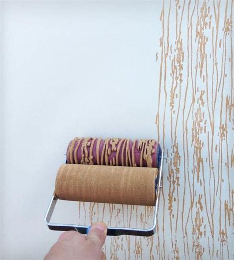 wallpaper paint roller creative ways to liven up walls with paint