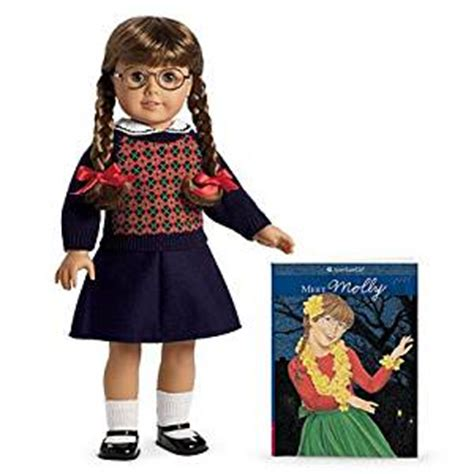 amazoncom american girl my american girl doll with amazon com american girl molly doll and paperback book