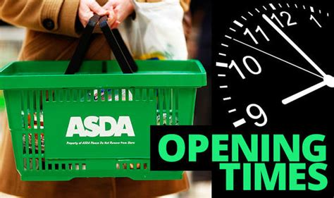 asda opening times prince andrew and ferguson relationship history