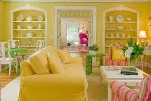 Yellow Interior Eye For Design Yellow Interiors Always Cheerful