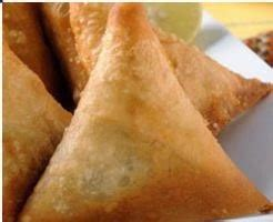 Samosa Isi Daging resep cara membuat samosa isi daging keju enak resep
