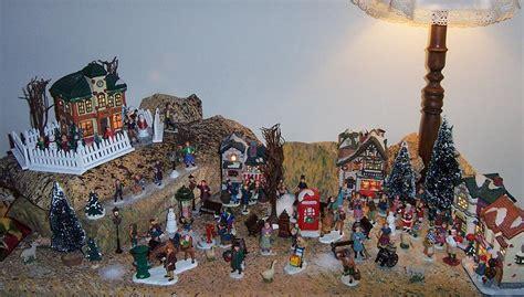 imagenes adorns navidad en miniatura miniaturas pueblo navide 241 o